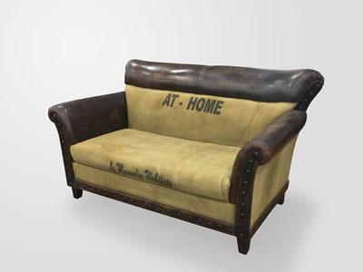 SILLON AT HOME 2 CUERPOS