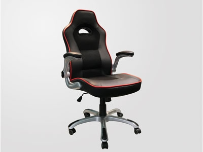 SILLON GAMER ROJO