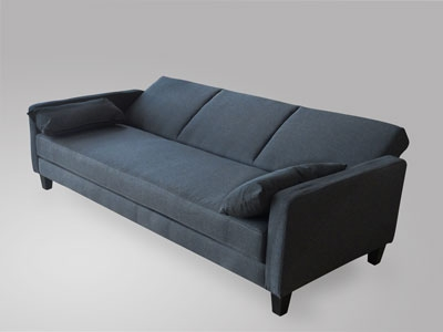 SOFA CAMA MARK GRIS