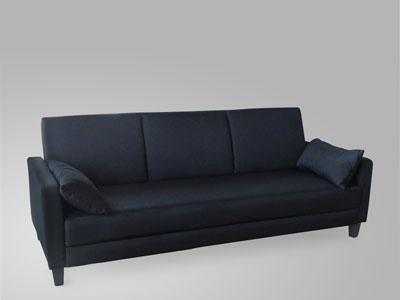 SOFA CAMA MARK NEGRO